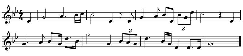 Force-Theme---melody